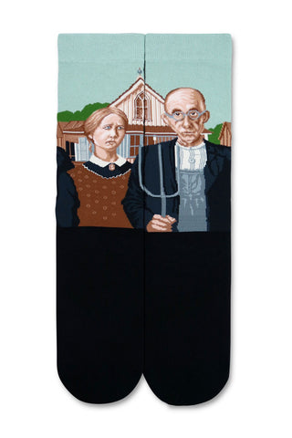 Chaossocks - Masterpiece - American Gothic