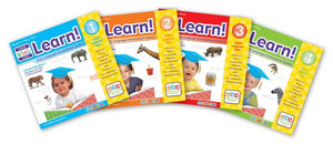 Your Baby Can Learn - NEW NAME - Better Product (Special Edition 4 Level Kit) Great Starter Kit -