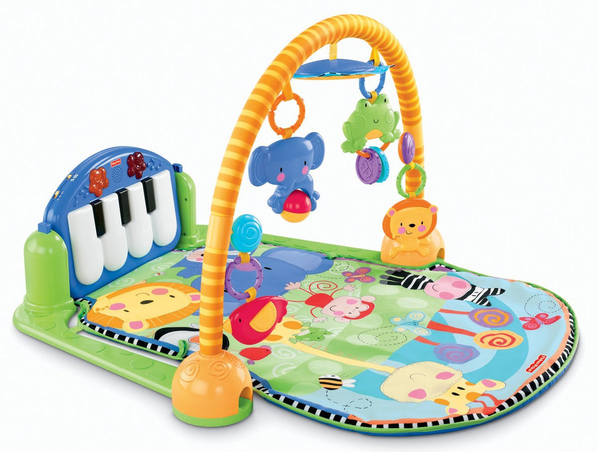Fisher-Price Discover n Grow Kick and Play Piano Gym ...