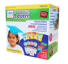 Load image into Gallery viewer, Your Baby Can Learn - English & Spanish Combo Language Kit - WINTER SALE!