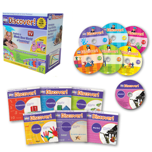 Your Child Can Discover! Deluxe Kit