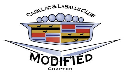 Modified Cadillac LaSalle Chapter Collection