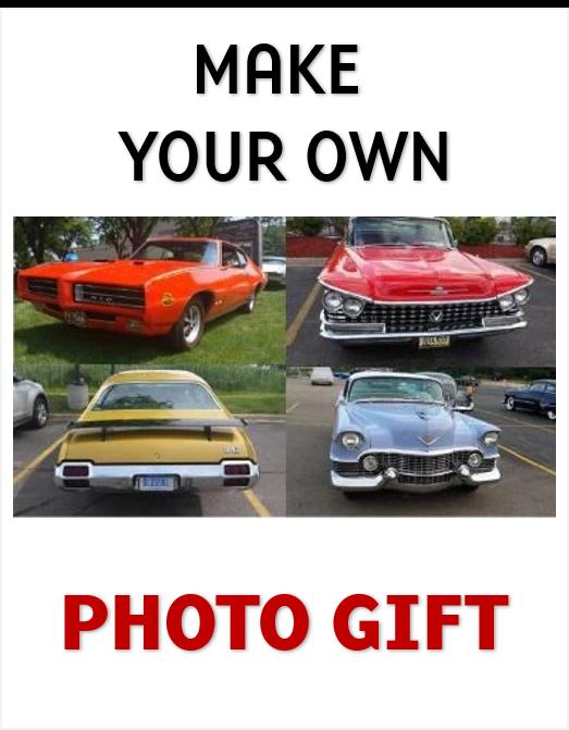 MAKE YOUR OWN PHOTO GIFT