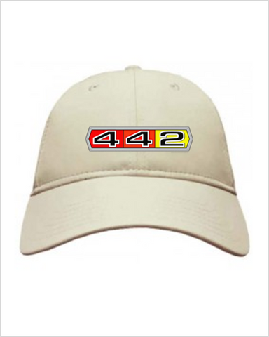 Oldsmobile 442 TRI-COLOR Hat