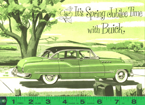 1950 to 1954 Buick Club Mugs, Magnets & Posters