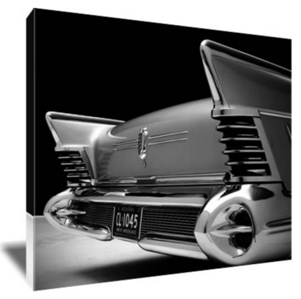 "1958 Buick 16x 20 "" Canvas"