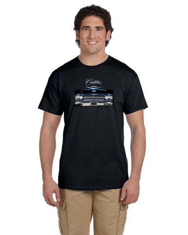 1959 Black Cadillac T-Shirt
