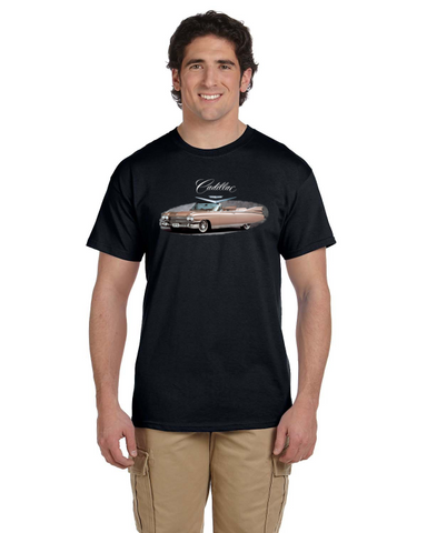 1959 Wood Rose Cadillac T-Shirt