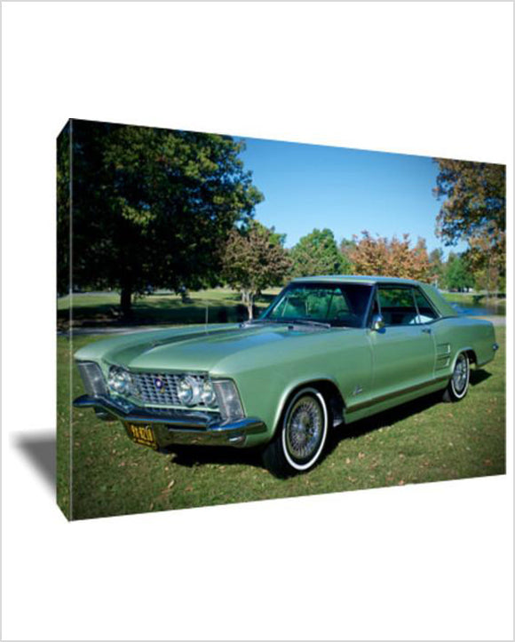 1964 Buick Riviera Canvas Prints