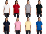CLC Cadillac & LaSalle Club Ladies Cotton Blend polo