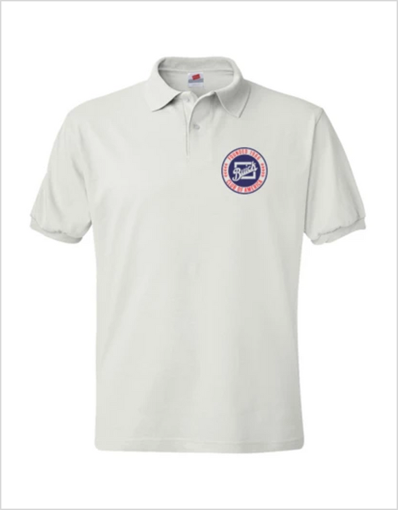 BCA Buick Club of America Harrington cotton blend  polo