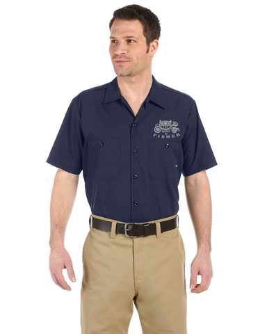 BODY BY FISHER DICKIES Mechanics shirt