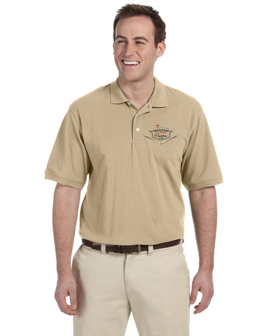 Cadillac Club Las Vegas Region cotton blend POCKET Polo