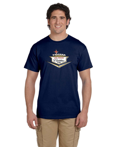 Cadillac Club Las Vegas Region Short Sleeve T-shirt