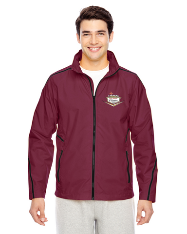 Cadillac Club Las Vegas Region Nylon Mesh Lined Windbreaker