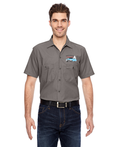 CLC Potomac Region DICKIES Mechanics shirt