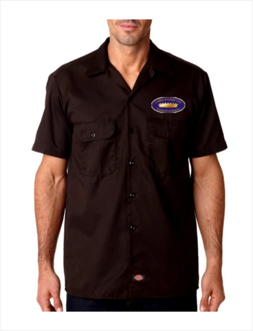 CLC Raritan River Region DICKIES Mechanics shirt