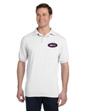 CLC Raritan River Region cotton blend Polo