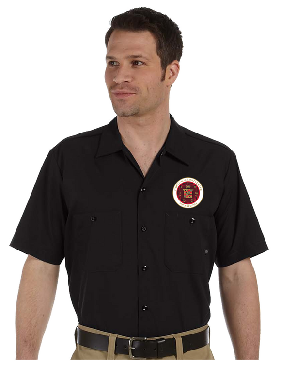 mechanic shirt,work shirt,industrial shirt,cadillac,lasalle,club,clc