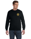Cadillac & LaSalle Museum Gildan DryBlend® 9.3 oz., 50/50 Fleece Crew Sweat Shirt