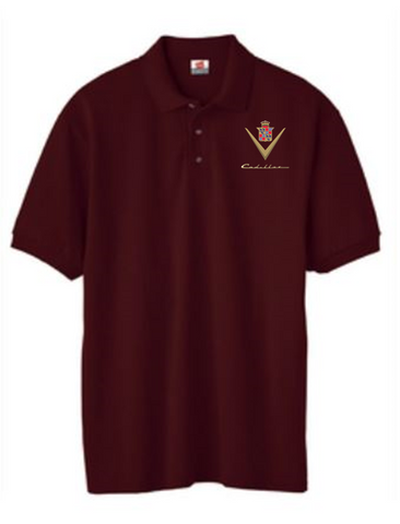 Cadillac 1940's cotton blend Polo