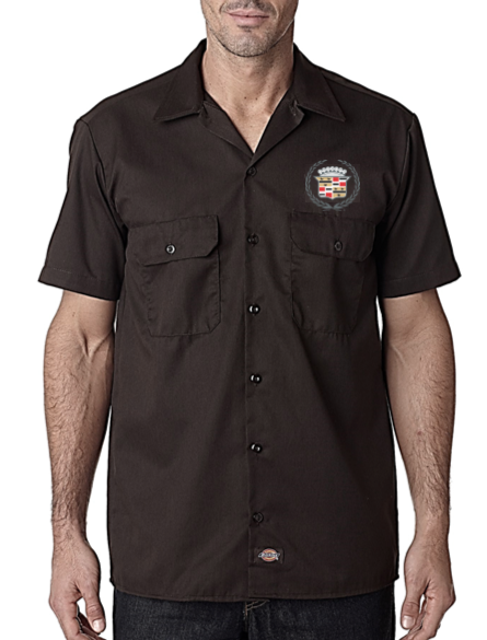 Cadillac 1960's Mechanics shirt