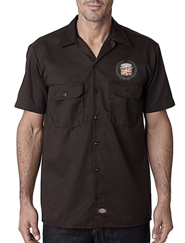 Cadillac 1960's DICKIES Mechanics shirt