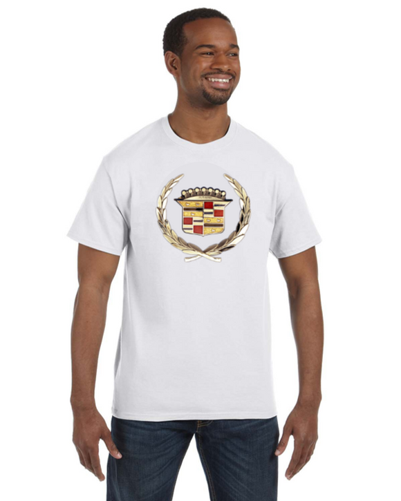 Cadillac 1960's Wreath and Crest T-Shirt