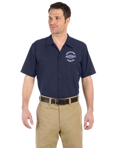 CHEVROLET GENUINE PARTS DICKIES Mechanics shirt