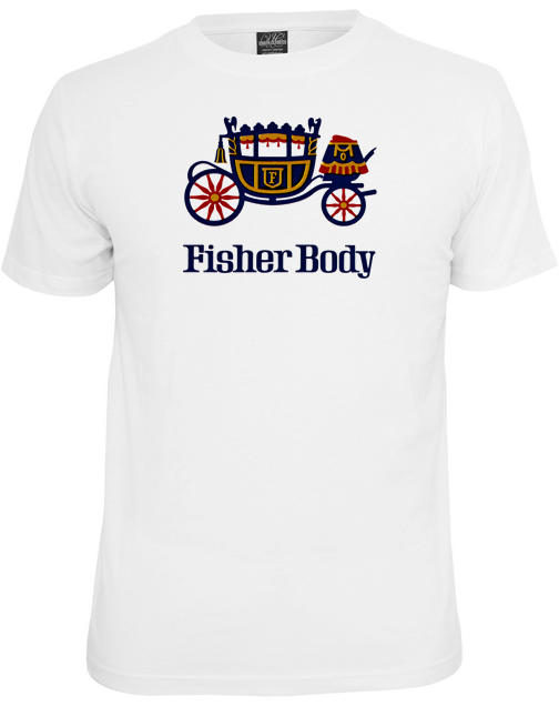 FISHER BODY 1970'S T-Shirt