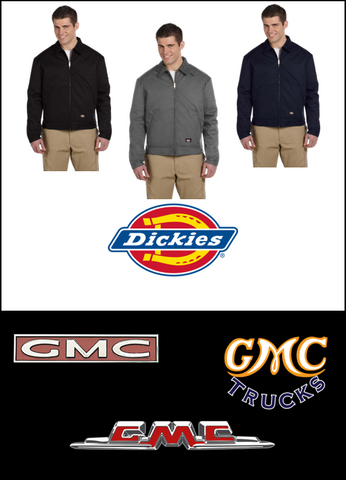 GMC Series Dickies Eisenhower Lined Mechanics Jacket