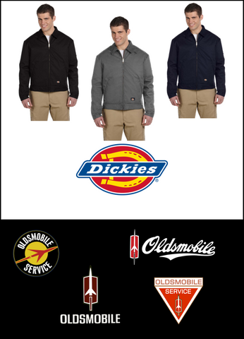 Oldsmobile Series Dickies Eisenhower Lined Mechanics Jacket