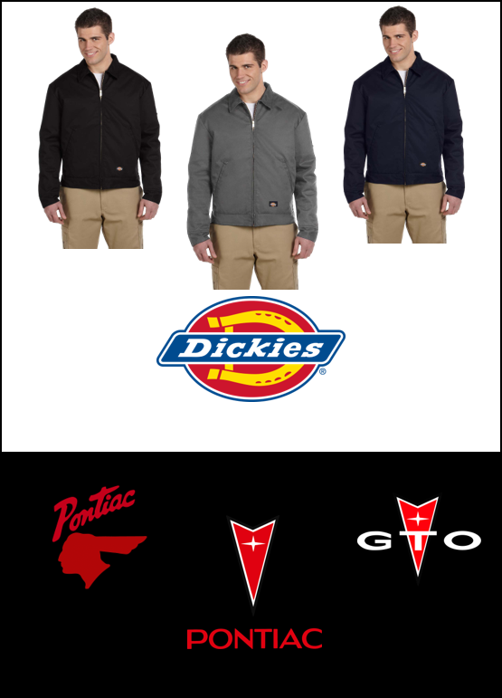 Pontiac Series Dickies Eisenhower Lined Mechanics Jacket
