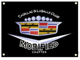 Modified Cadillac Chapter 5x3' Banner