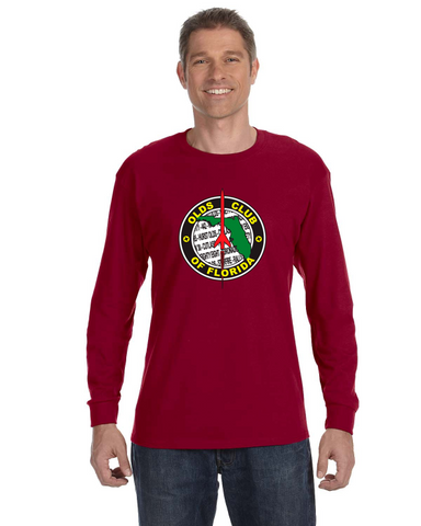Florida OCA LONG sleeve T-Shirt (NEW design)