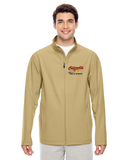 OCA Oldsmobile New Design Script and Rocket soft shell jacket