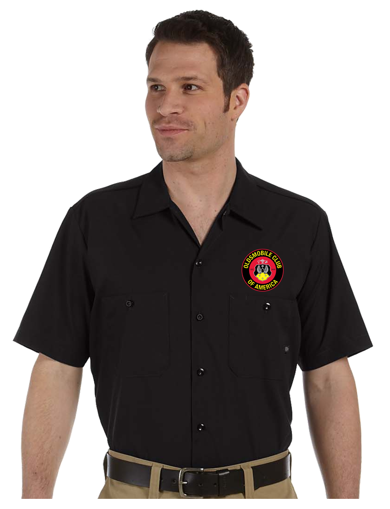 mechanic shirt,work shirt,industrial shirt,olds