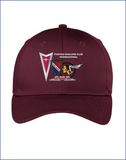 POCI NEW logo Pontiac Oakland Club International Hat