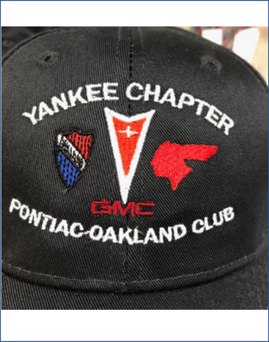POCI Yankee Chapter Hat