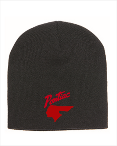 Pontiac Tin Indian Beanie Winter Cap