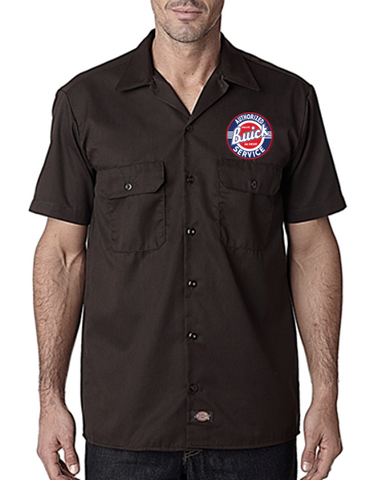 Buick Service DICKIES Mechanics shirts