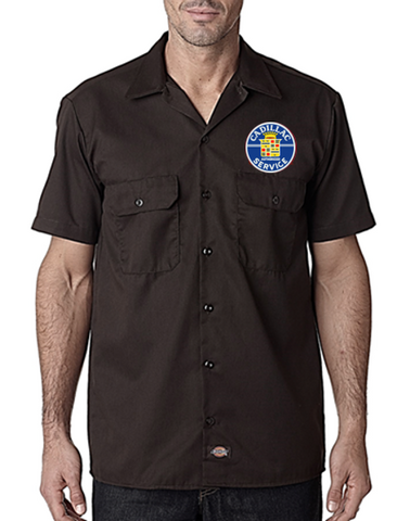Cadillac Service DICKIES Mechanics shirt