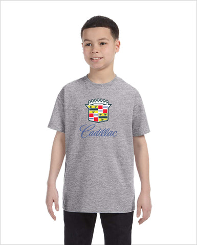 Cadillac 80's kids youth t-shirt