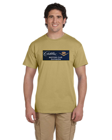 Cadillac Clark Street Front Sign T-Shirt