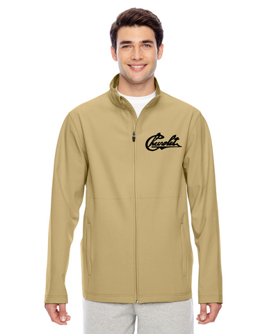 Chevrolet 1911 Script Lightweight Soft Shell Jacket