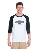 Chevrolet 1916 Product of Experience Raglan Baseball T-Shirt