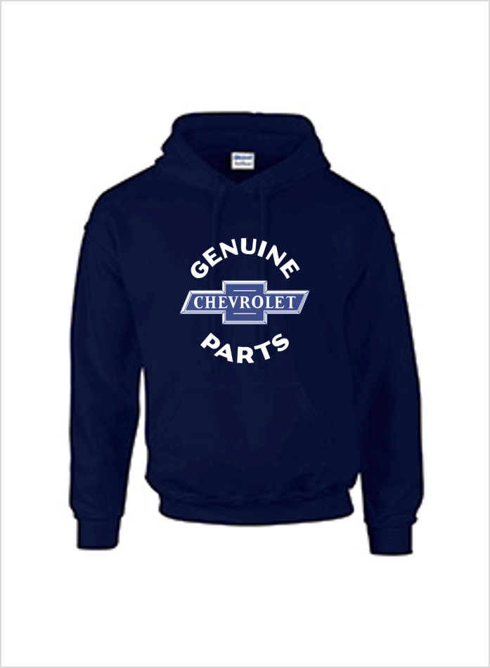 Chevrolet Genuine Parts Hoodie