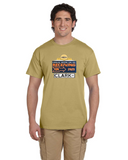 Cadillac Clark Street Receiving Sign T-Shirt