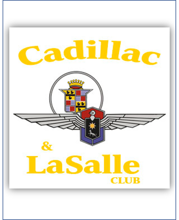 CLC Cadillac LaSalle Club Banner (Alternate Design)