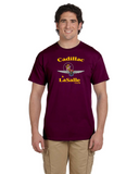 CLC Cadillac LaSalle CLUB T-Shirt (alternate design)